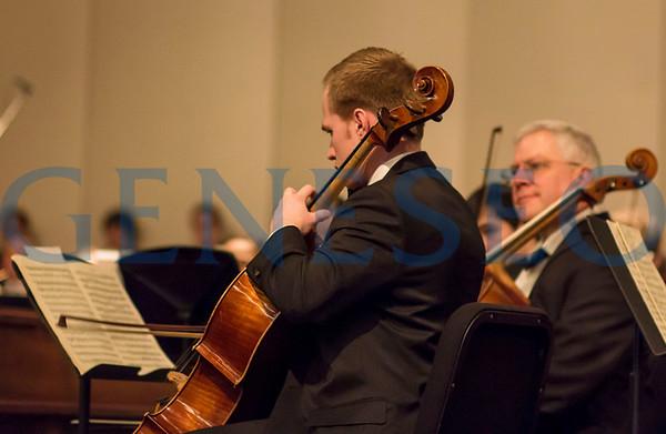 Haydn Concert (Photos by Annalee Bainnson)