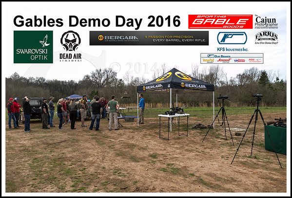 Live Fire Day ~ Gables Sporting Goods