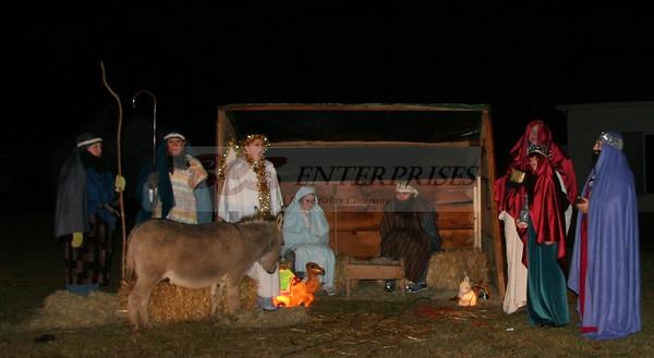 2008 CP Nativity