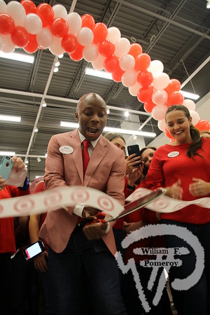 Target ribbon cutting and preview ■ 2019