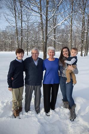 Boyne Highlands family photography Harbor Springs, Michigan Heather family+