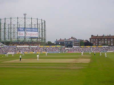 The Ashes 2005 - Day 3