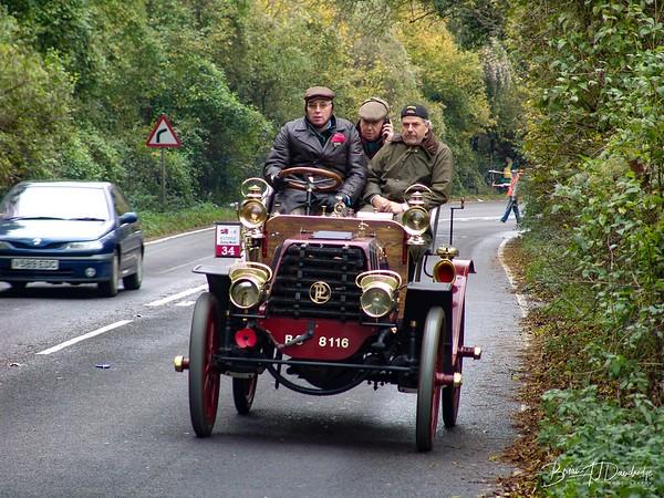 Veteran Cars 2004