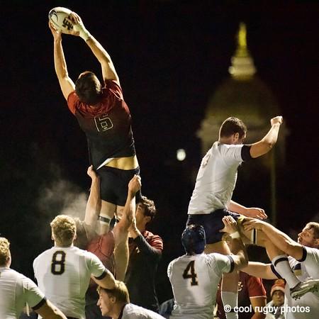 Boston College vs Notre Dame 11.22.19