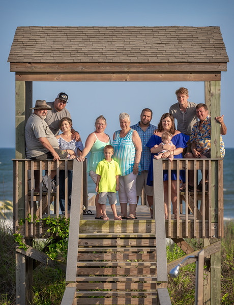 Saulsbury Family Photos
