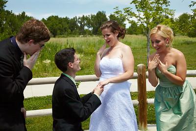 Alex & Jess Wedding - Behind the Scenes