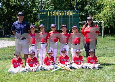 2018 Lake Bluff Travel Baseball