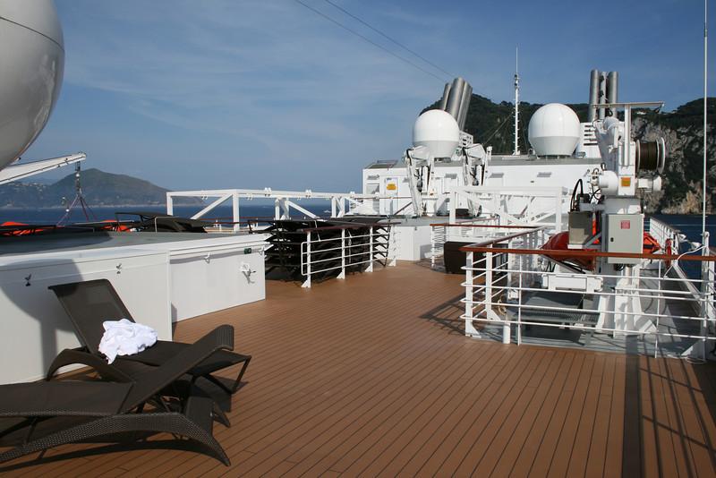 2011 - On board M/S L'AUSTRAL : sun deck, 7 Zanzibar.