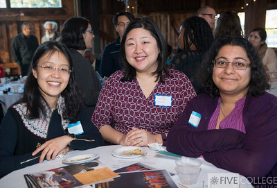Reception for Faculty and Staff of Color