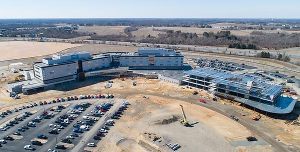 Aerial views March 5, 2019