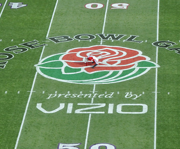 Rose Bowl Game Day  1-1-11