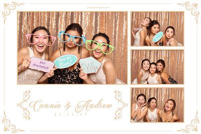 Connie & Andrew's Wedding