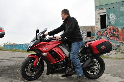 Kawasaki Ninja 1000-2012