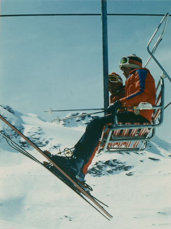 Whistler Resort Association Collection, 1980s