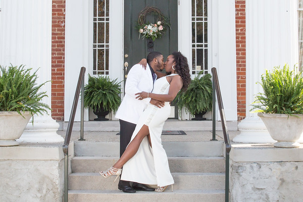 Rashad  & Chiquilla  Engagement Photos