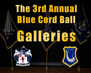 2016 Blue Cord Ball