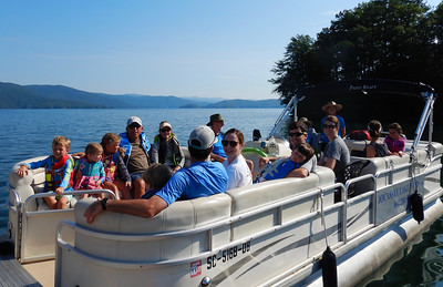 Jocassee Adventure Camp - July 1, 2019
