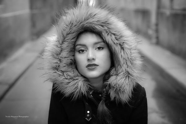 Mélany C, Paris, Un Jour de Novembre 2016