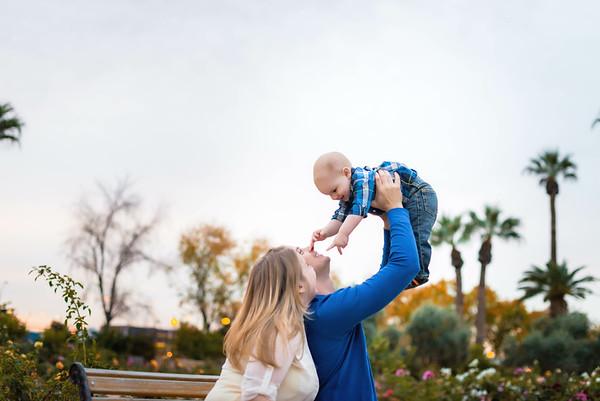 Conner Family  Sahuaro Ranch Park- Oh! MG Photo   Phoenix, AZ