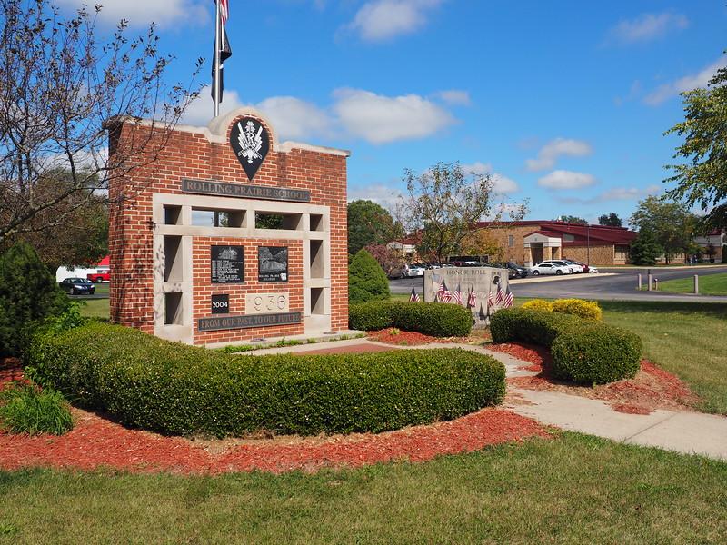 Rolling Prairie School Memorial