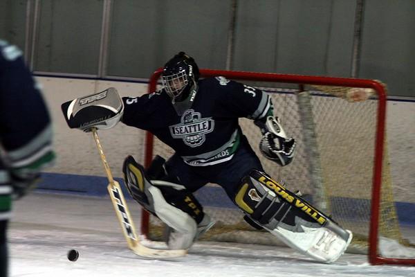 Tacoma Tomawks @ Puget Sound Hockey Center Jan 1 2005