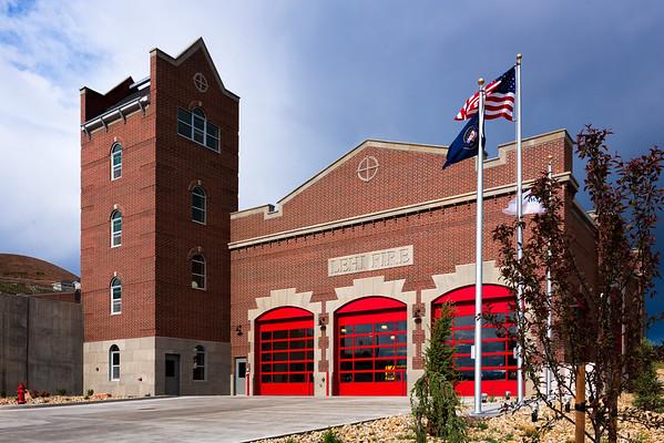 Lehi Fire Station 83