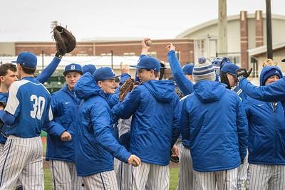 DHS Baseball 03-18-2019