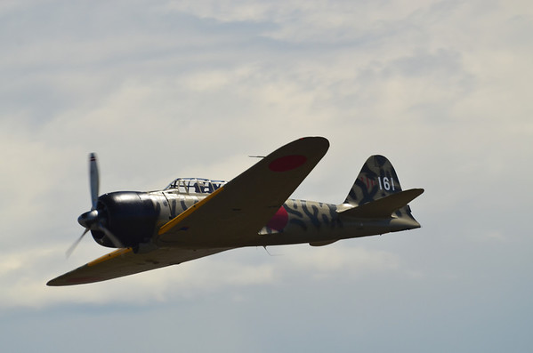 Aircraft: Pacific Aces Day