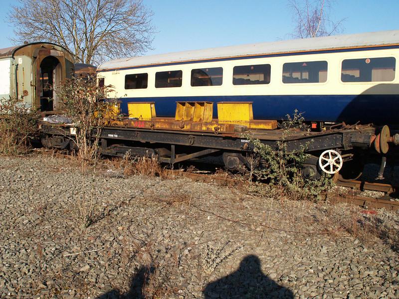 iu 025017 Crewe Diesel 07/03/10.