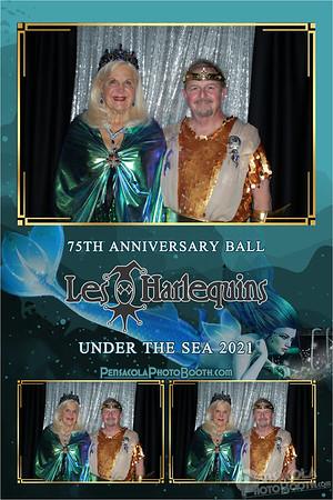 Les Harlequins 75th Anniversary Ball 1-16-2021