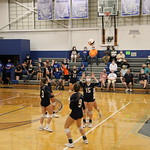 Volleyball vs Durand 9.16.21