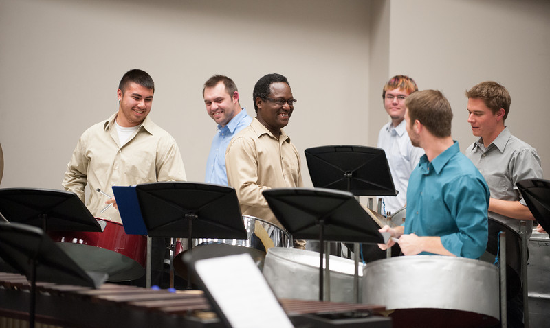 Steel Band and Percussion Ensemble