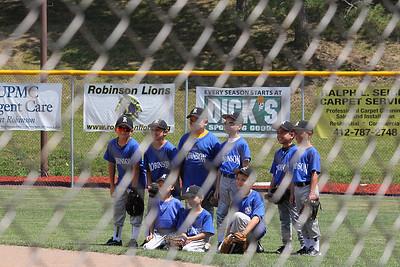 Robinson Baseball