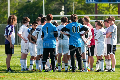 Chantilly Chargers Boys JV Soccer v Robinson Rams, Tuesday, May 10, 2011
