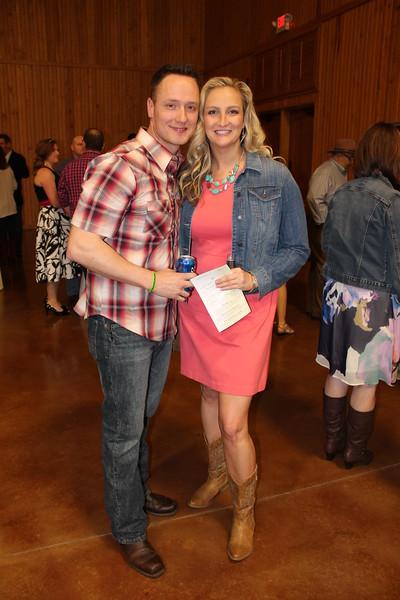 Shawn Sonnier, Katie Duncan.JPG