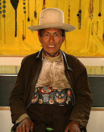 Yunnan Province, Zhongdian, October 2006