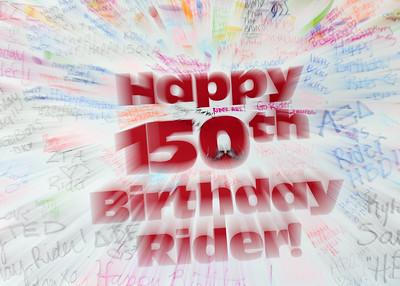 Rider's 150th Birthday Party