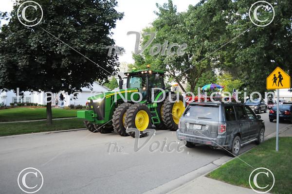 Sugar Grove, IL Corn Boil weekend of July 30, 2011