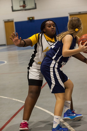 Girls Basketball 11-30