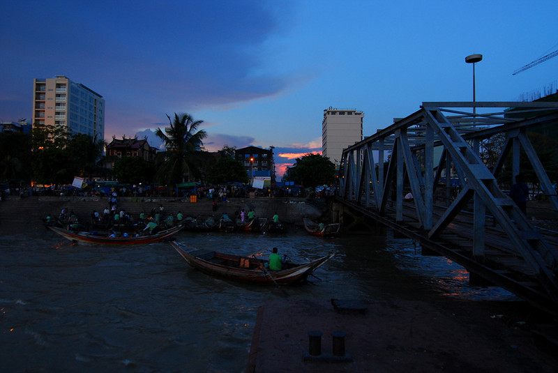 Yangon River at Sunset Myanmar (14).jpg