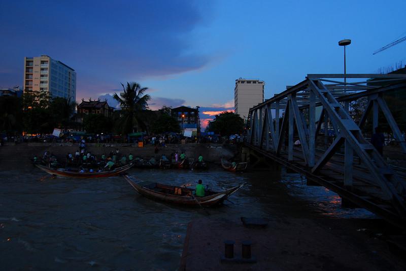 Yangon River at Sunset Myanmar (14).jpg