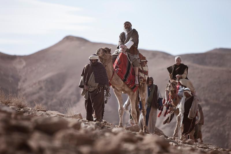 Saint Jerome Travels to Jerusalem