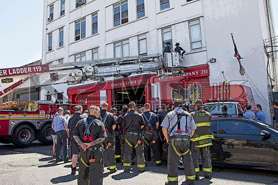 Engine 211 / Ladder 119 [7-6-14]