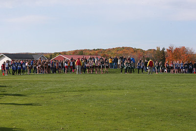 Division Three Girls - 2013 Upper Peninsula XC Finals