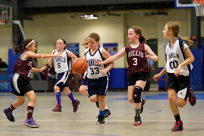 2016-06-20 - Summer Basketball - Franklin vs. Millis Mohawks