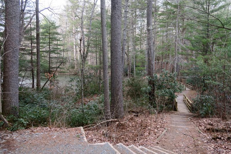 Front Lake Trail