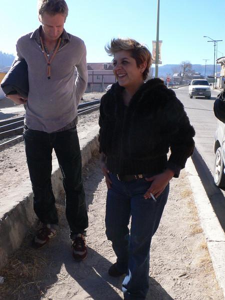 Mexico, Copper Canyon, Creel, La Posada de Creel