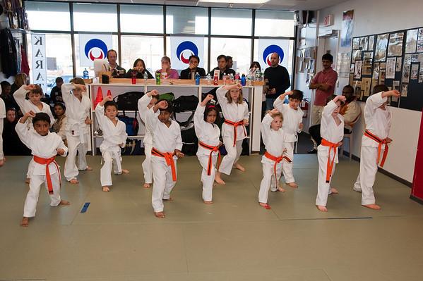 BMAC Nov 2009 Belt Exam