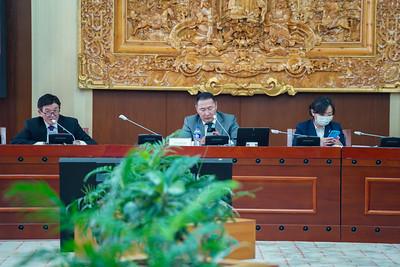 Монгол Улсын Засгийн газрын бүрэлдэхүүний тухай хуульд нэмэлт, өөрчлөлт оруулах тухай хуулийн төсөл