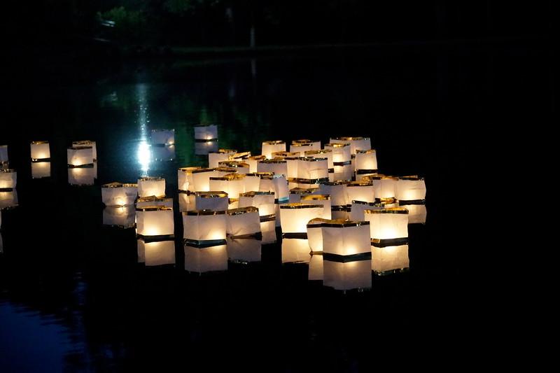 Senior Lantern Ceremony